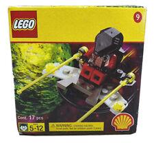 Vtg 1998 Lego #2543 Space Craft Shell Gas Promo Set #9 Brand New