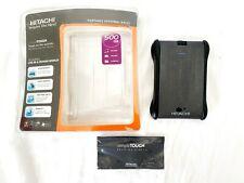 Hitachi SimpleTough 500GB USB 2.0 Portable External Hard Drive 0S00344 - Used