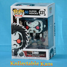 DC Comics - Lobo Bloody US | Funko Pop Vinyl Fun24862