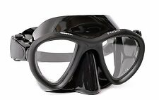 Adventure At Nature Mako Black Mask For Scuba Diving Freedive Spearfishing EM021