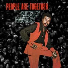MICKEY MURRAY - PEOPLE ARE TOGETHER  CD NEW+