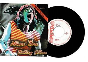Single-The Rolling Stones-Miss you-Ungarn