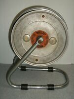 Vintage Wheeldex Simplawheel Simplafind Rotary Office Card File (pre-Rolodex)