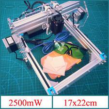 2.5W Desktop DIY Violet Laser Engraver Engraving Machine Picture CNC Printe