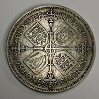 1930 Great Britain Silver Florin