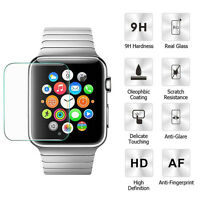 Tempered Glass Screen Protector Film For Apple Watch Series 3/2/1 38mm 42mm 30pc