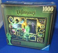 RAVENSBURGER DISNEY VILLAINOUS MALEFICENT 1000 PC PUZZLE, NEW SEALED IN BOX