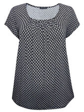 Marks and Spencer Casual Geometric Tops & Shirts for Women
