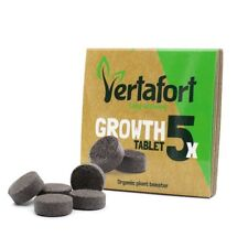 VERTAFORT GROWTH TABLETS 5x FERTILIZZANTE BOOSTER CRESCITA g