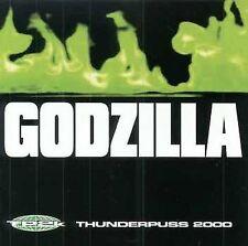 Thunderpuss 2000 : Godzilla CD