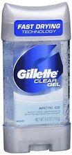Gillette Clear Gel Arctic Ice Anti-Perspirant / Deodorant 4 Oz