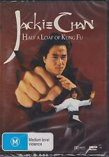 HALF A LOAF OF KUNG FU - JACKIE CHAN - MARTIAL ARTS - DVD - NEW -