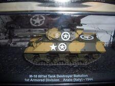 BLN19 US M-10 3-INCH GUN MOTOR CARRIAGE 1:72 NEW IXO TANK