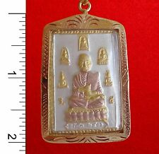 Thai Buddha Amulet from a Buddhist Temple in Bangkok           -           10601