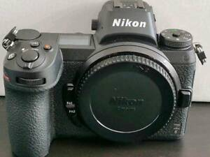 Nikon Z6 24-70 Kit with 24-70 mm + XQD Sony 64 GB and accessories