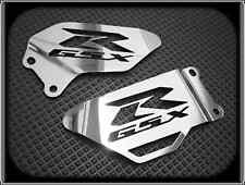 Heel Plates for SUZUKI GSXR1000 2003-2005 K3 K4 K5, GSXR 1000 - Polished - WWP