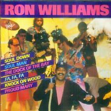 """7"""" ron williams/soul Down pourri (d)"""