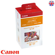 RP-108 Canon 4x6 inch 108 Prints for SELPHY CP1300 CP1200 CP1000 CP910 CP820