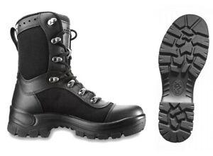 HAIX® Airpower P3 Leder Polizei Security Schuhe Stiefel schwarz Gr.37=UK4,5