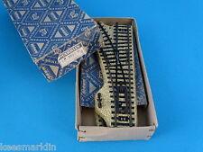 Marklin 3601 / 5121  Pair Manual Turnouts M 50-ies Boxed