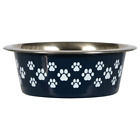 Greenbrier Kennel Club Stainless Steel Pet Bowl