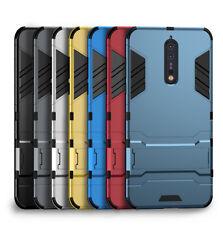 Schutz Hülle Für Nokia 3 5 6 2018/7 Plus Case Handy Soft Bumper Stand Cover Etui