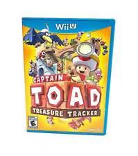 Captain Toad: Treasure Tracker Nintendo Wii U CIB