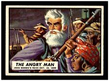 "1962 Topps Civil War News - #1 ""The Angry Man"""