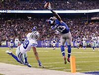 """Odell Beckham Jr. NY Giants 8.5 x 11"""" Poster Print Photo Great Quality CATCH #1"""