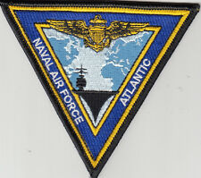 COMNAVAIRLANT COMMAND CHEST PATCH