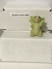 """Funny Face� World Of Pocket Dragons Hummel Goebel Collectibles No Box"