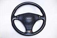 Audi A4 B5/A6 4B/A8 D2 3-Speichen-Sport-Lenkrad Leder + Tiptronic 4B0419091P 4B0
