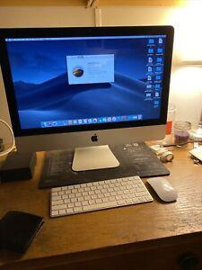 iMac (21.5-inch, Late 2015)  1.6GHZ CORE I5 8GB DDR3 RAM 1TB HD