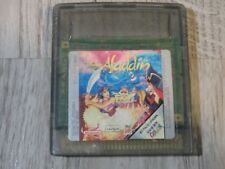 ALADIN ALADDIN GAMEBOY GAME BOY COLOR NINTENDO GBC