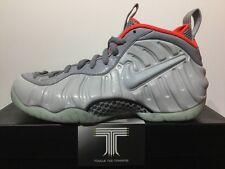 """Nike Air Foamposite Pro Premium """"Platinum Pro"""" ~ 616750 003 ~ U.K. Size 11"""