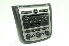 03 04 05 Nissan Murano Bose 6 Disk CD RADIO  A/C CLIMATE CONTROL