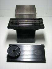 Large format film developing tank kit. For 4x5 sheet film.