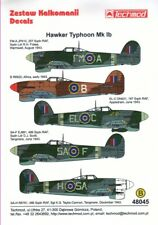 NEW 1:48 Techmod Decals 48045 Hawker Typhoon Mk.Ib