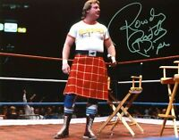 Rowdy Roddy Piper ( WWF WWE ) Autographed Signed 8x10 Photo REPRINT