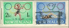 New Zealand Scott B75 - B84 in Mixed Condition