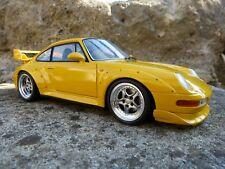 Porsche 911 ( 993 ) GT2 1/18 Ut model + boite