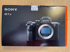 Sony Alpha A7R III 42.4MP Digital Camera Black Body Only UHD 4K Video SALE Uk