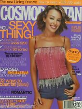"Kylie Minogue ""Kylie Fever - Cosmopolitan Australian Magazine From 2001"" Poster"