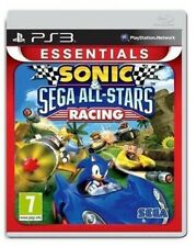 Sonic And Sega All-Stars Racing Sony PS3 * Brand New & Sealed * Free UK Delivery