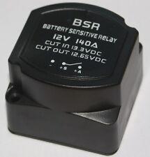 Vollautomatisches Batterietrennrelais f. KFZ/ Wohnmobil, 12 V / 140 Ampere, BSR