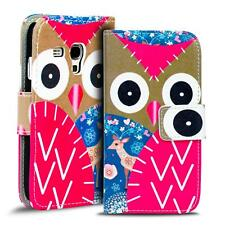 Motif Case Samsung Galaxy S3 Mini Flip Case Protective Cover Phone Wallet Cover