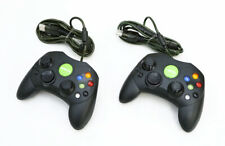 "Microsoft Xbox 360 Wired Game Controller Pad 2 Set ""Sold As Is"" from Japan!!!"
