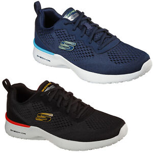 Skechers Mens Sports Trainers Lightweight Comfort Athletic Training Sneakers