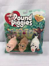 Pound Piggies Piglets Pound Puppies Galoob Vintage 1997 Still Sealed