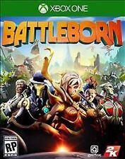 Battleborn (Microsoft Xbox One, 2016) Video Game FACTORY SEALED